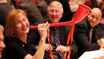 Über 200 Gäste aus Politik, Behörden sowie Freunde und Bekannte kamen zur Kantonsratspräsidentenfeier