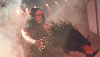 Rihanna im Letzigrund