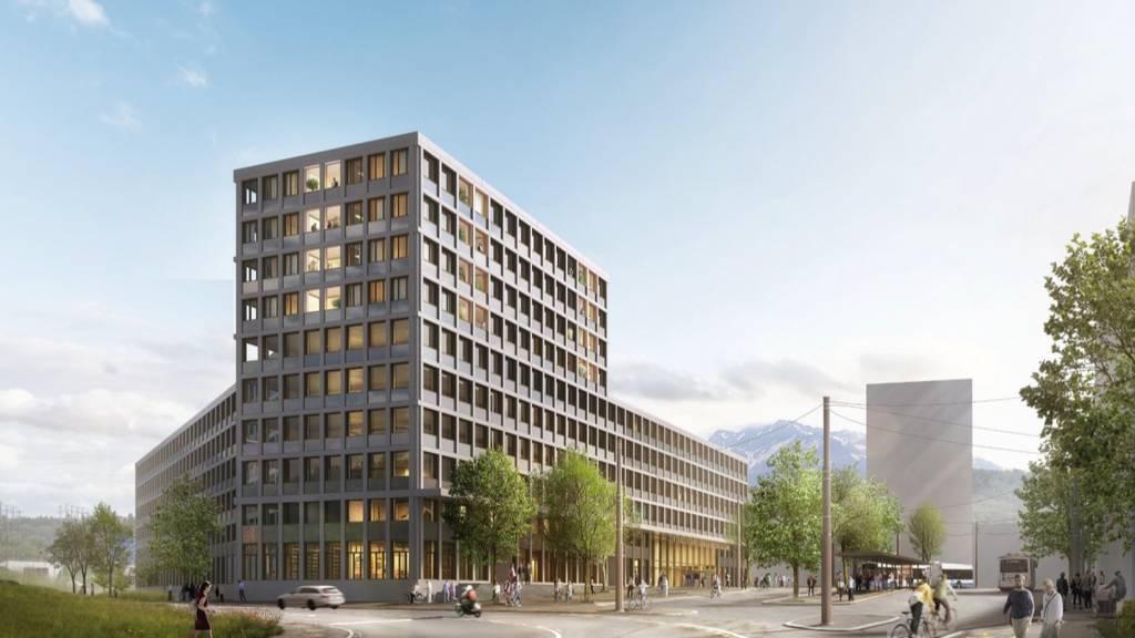 Planerteam für zentrales Verwaltungsgebäude steht fest
