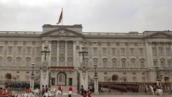 Der Kreml war dem Briten näher als der Buckingham Palace (im Bild) (Archiv)
