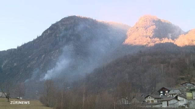 Was blüht den Waldbrand-Verursachern?