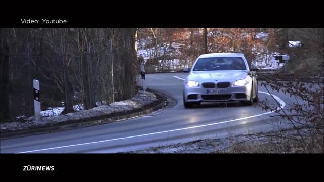 Wegen BMW auf Staatskosten freigestellt
