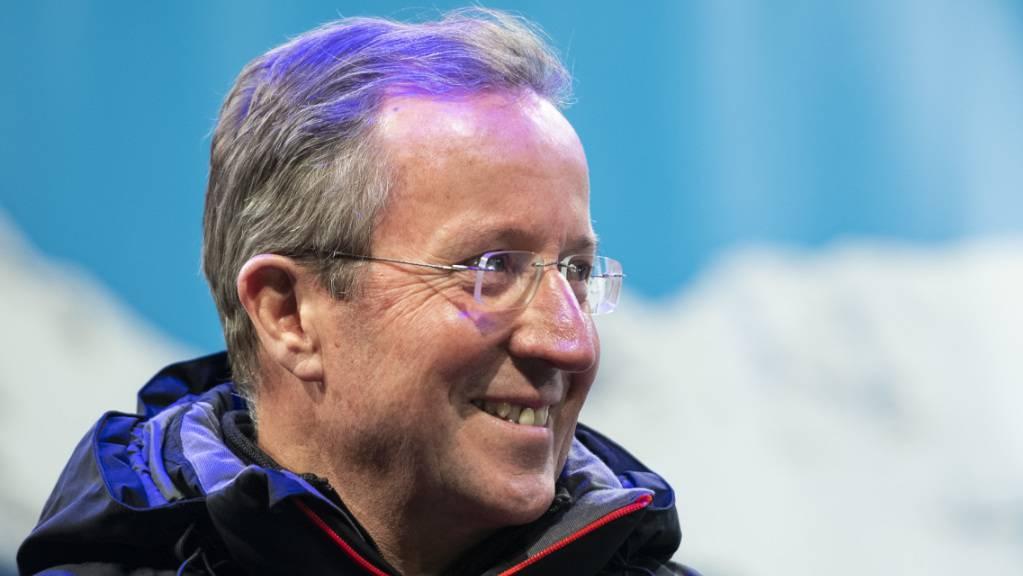 Urs Näpflin glaubt, dass der Konflikt mit Swiss-Ski nun ausgeräumt werden kann