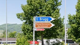Am Freitag entscheiden der Einwohnerrat in Brugg sowie die Gemeindeversammlung in Schinznach-Bad über den Zusammenschlussvertrag. SEVERIN BIGLER