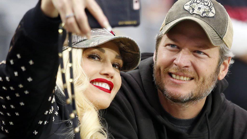 Planen Gwen Stefani und Blake Shelton bereits die Hochzeit?
