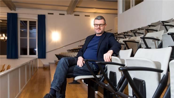 Harry Lütolf ist klar, dass er mit seinem Antrag an die FGPK einen in Wohlen bisher unüblichen Weg gewählt hat.