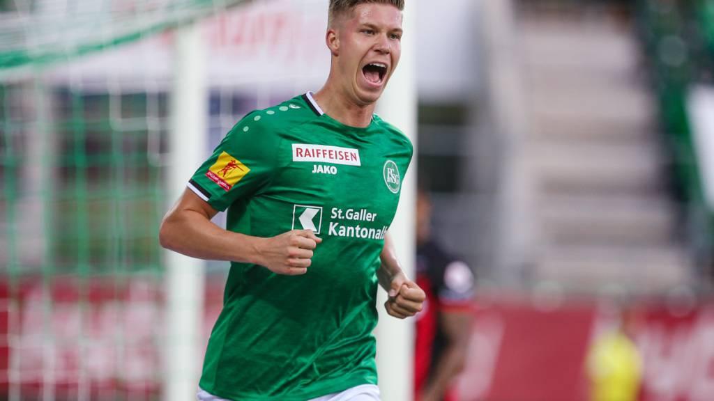 Cedric Itten wechselt zu Greuther Fürth