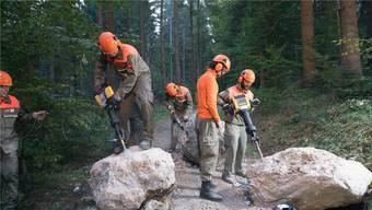 Zivilschutz Wettingen-Limmattal Katastrophenszenario
