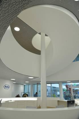 Die Architektur von Herzog & de Meuron präsentiert sich elegant, und doch schlicht.