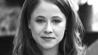 Die Schauspielerin Silvia Seidel