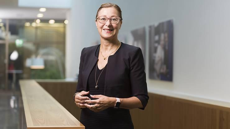 Die einstige SBB-Managerin Jeannine Pilloud wird neu auch die operative Leitung des Technologiekonzerns Ascom übernehmen. Seit Frühling war sie bereits die Verwaltungsratspräsidentin des Unternehmens. (Archivbild)