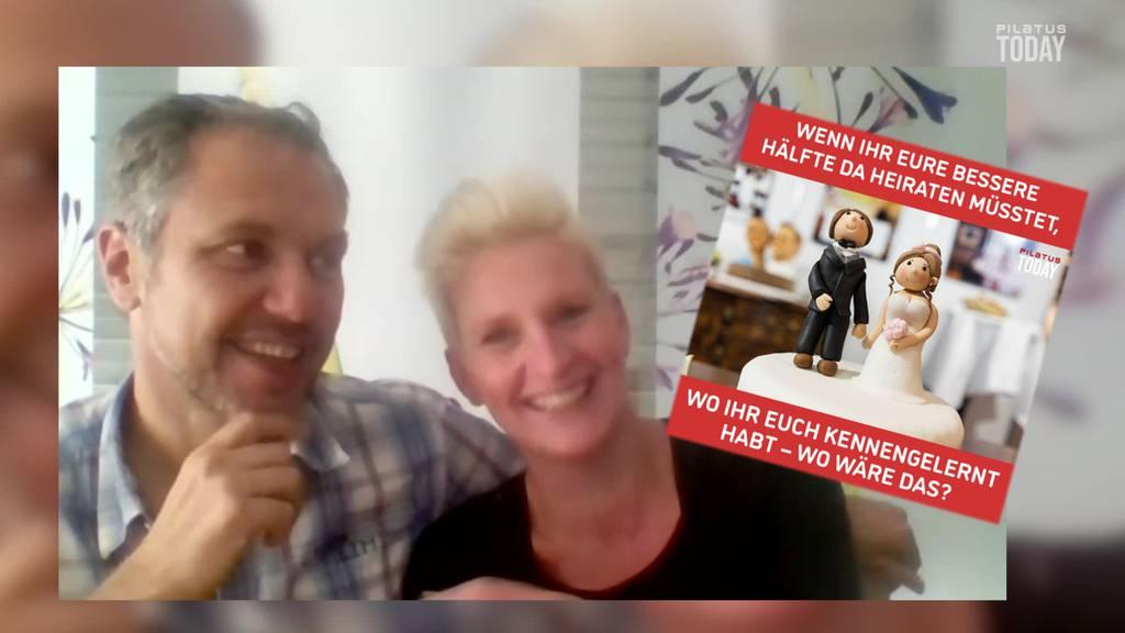 Ehepaar aus Zug: «Wir müssten per E-Mail heiraten»