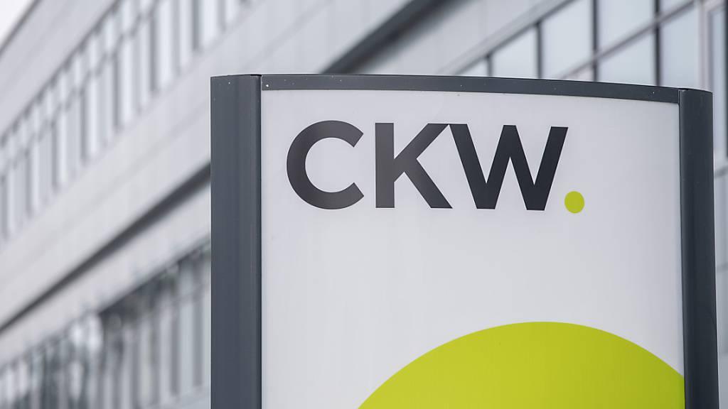 Die CKW-Tarife für Netz und Energie steigen ab 2022 an. (Archivbild)