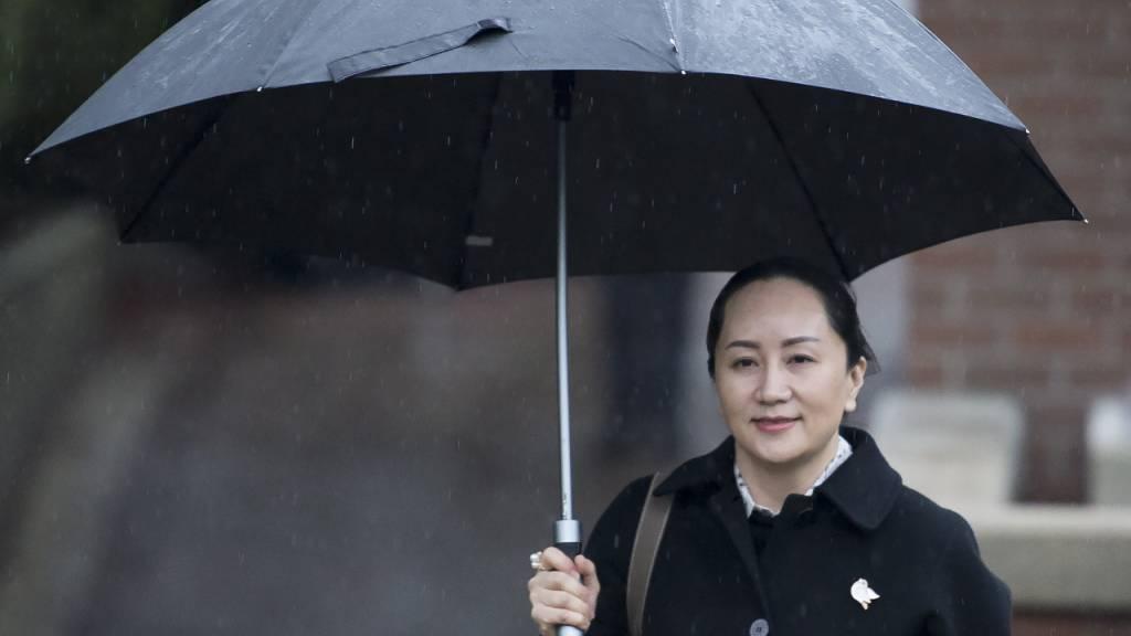 Entscheid über Auslieferung von Huawei-Finanzchefin offen