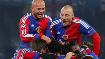 Champions League: FC Basel gegen FC Chelsea in Basel am 26. November 2013