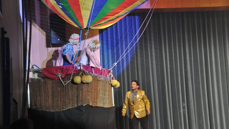 Kahni's Ballon AG
