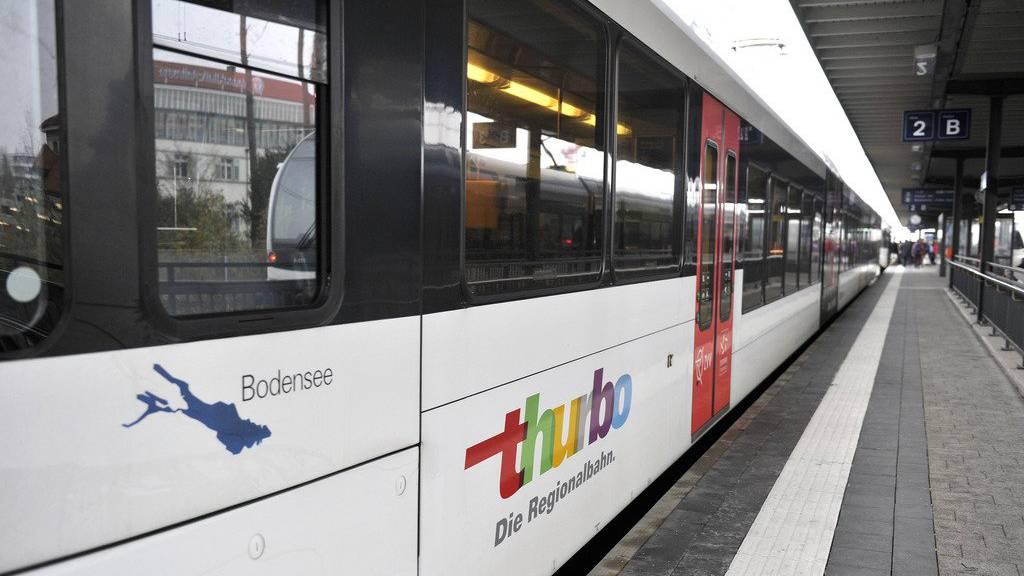 Thurbo fährt neu nach Bregenz und Lindau