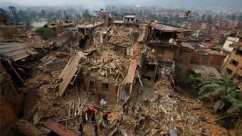 Schweres Erdbeben in Nepal fordert tausende Tote_2