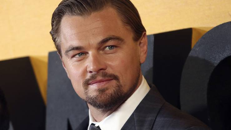 Leonardo Di Caprio spielt den Börsenbetrüger Jordan Belfort.