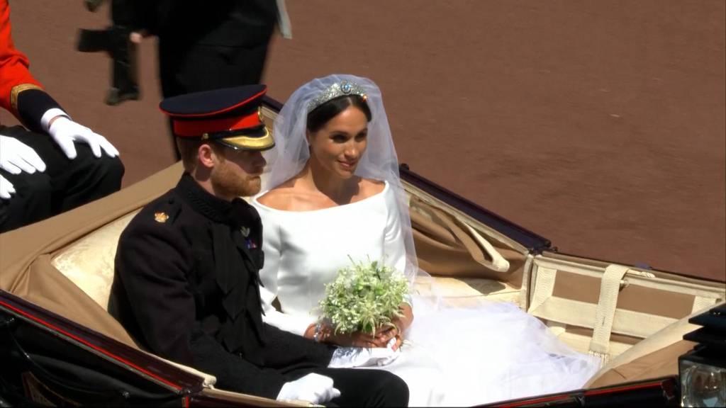 Royal – aber nicht loyal: Harry und Meghan treten zurück
