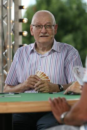 Binninger Gemeinderat Daniel Nyffenegger