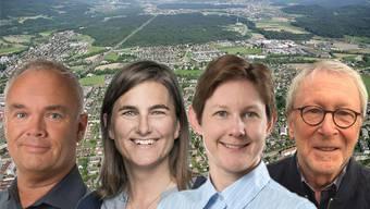Buchser Einwohnerratskandidaten Teil 1