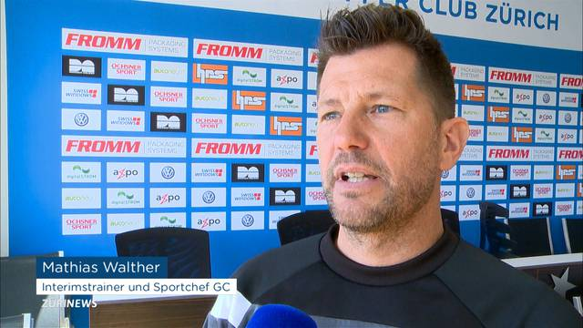 GC-Sorgen: Mathias Walther nimmt Stellung