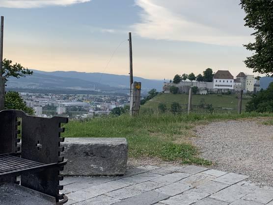 Grillstelle Gofi, Lenzburg
