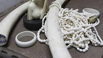 Verkaufserlebnis für Elfenbein soll abgelehnt werden (Symbolbild)