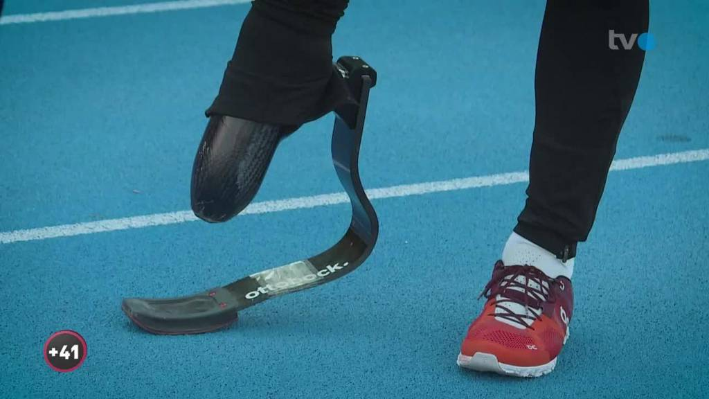 Mit Prothese an die Paralympics