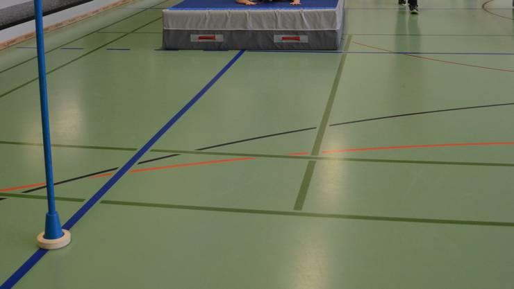 Für Vereine gibt es weiterhin keinen Zugang zu den Turnhallen. (Archiv)