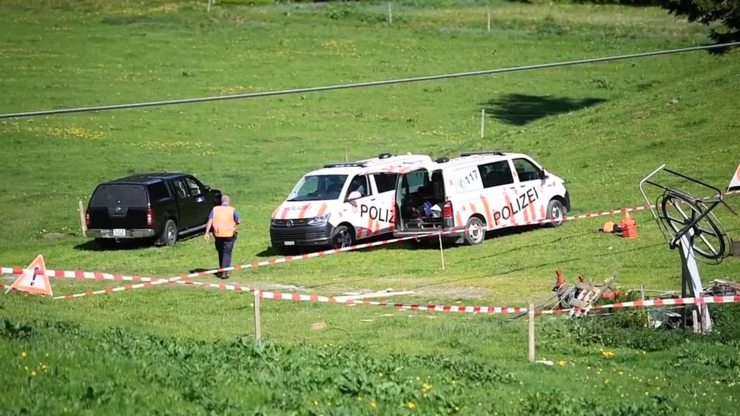 Ein Toter und sechs Verletzte nach Seilbahn-Unfall am Titlis