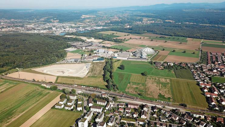 Die Interessensgemeinschaft Pro Kulturland spricht sich gegen die Testplanung für das Areal beim Möhliner Bahnhof aus.