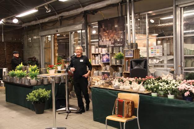 Impressionen 11. Aareblumen-Ausstellung Veltheim