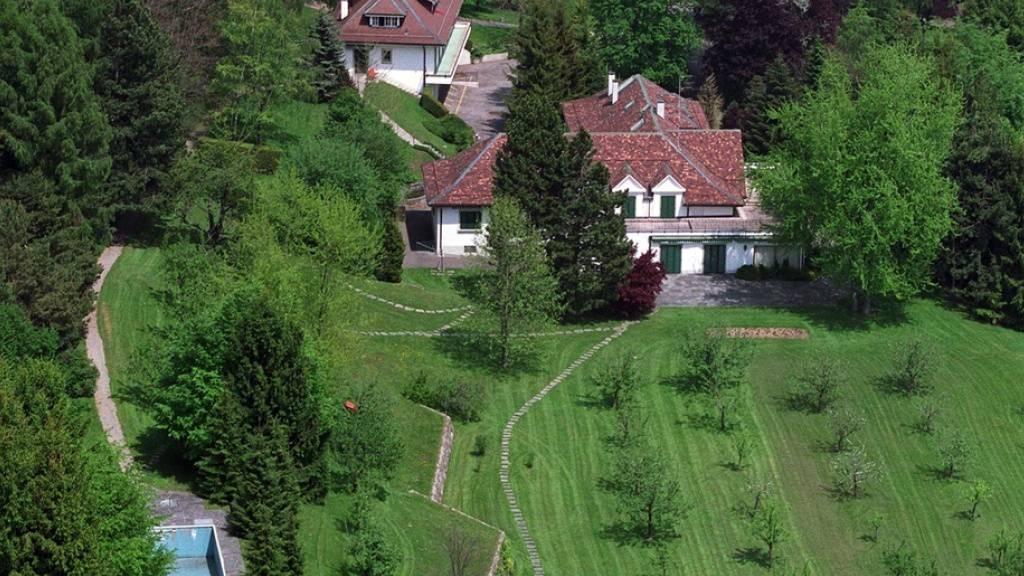 Frühere Villa von Diktator Mobutu in Savigny VD verkauft