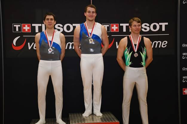 National A Herren Mario Beckert 1. Platz und Tobias Beckert 2. Platz