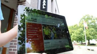 Werden iPad und Co. bald im Parktheater Einzug halten?