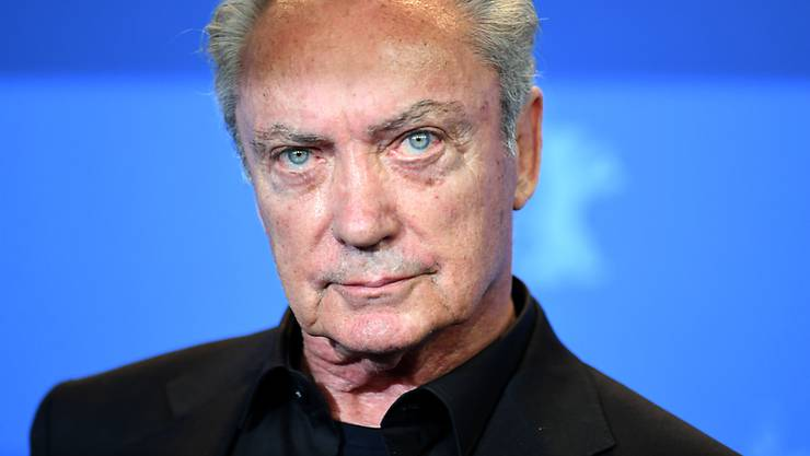ARCHIV - Der deutsche Schauspieler Udo Kier auf der Berlinale beim Fototermin zu «Don't Worry, He Won't Get Far on Foot». Kier kann der Oscar-Akademie beitreten. Foto: Ralf Hirschberger/dpa