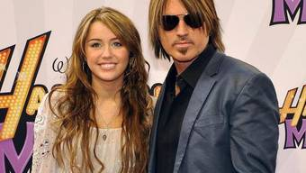 Vater Billy Ray Cyrus sucht wieder die Nähe zu seiner Tochter Miley