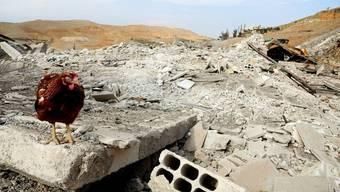 Israelischer Luftangriff in Syrien
