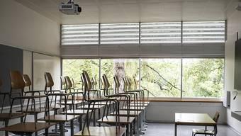 Eine Schulklasse im Baselbiet muss in die Quarantäne. (Symbolbild)