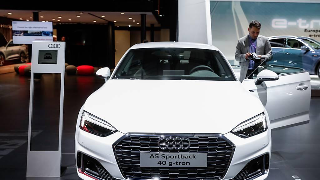 Audi will bis Jahresende Verlustzone verlassen. (Archiv)