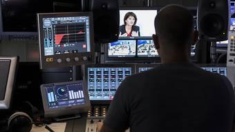 Das Bundesverwaltungsgericht fordert den Bundesrat auf, das Tarifsystem der Radio- und Fernsehabgaben für Unternehmen zu überarbeiten. (Archivbild)