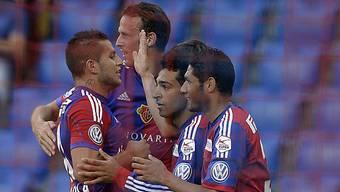 Basel startet erwartungsgemäss mit einem Sieg zum Saisonauftakt