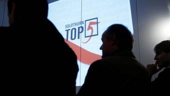 Die Vorlage zu Solothurn Top 5 gehört für die Grünen unbedingt an die Urne. (Archiv)