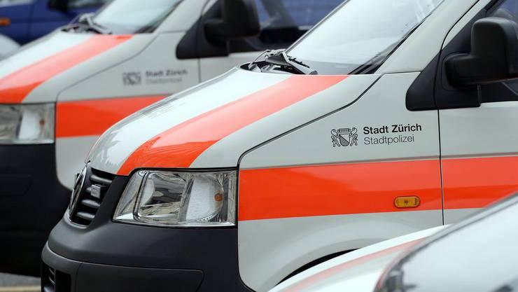 Die Züricher Stadtpolizei hat einen Exhibitionisten geschnappt.