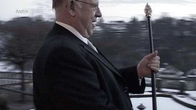 Klaus Baumgartner tot