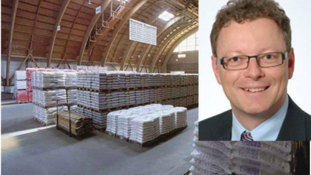 Urs Hofmeier wird neuer Direktor der Rheinsalinen