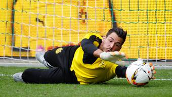 Roman Bürki: Den zweiten Titel der Karriere im Blick. Folgt nach dem Pokalfinal mit Dortmund der endgültige Angriff auf die Nummer 1 im Nationalteam?
