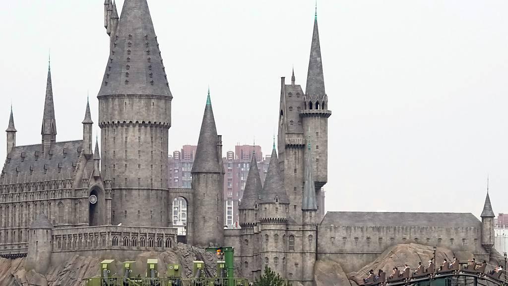 Weltgrösster Vergnügungspark von Universal Studios in Peking eröffnet